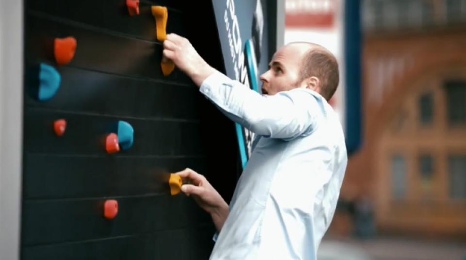 Powerade's Fun 'Workout Billboards' Will Really Make You Sweat | Adweek