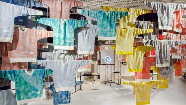 """""""Knit for You"""": Wie Adidas mit einem Pop-up-Store die Zukunft einläutet"""